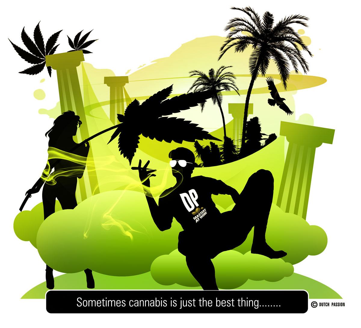cannabis is just the best thing sometimes baby