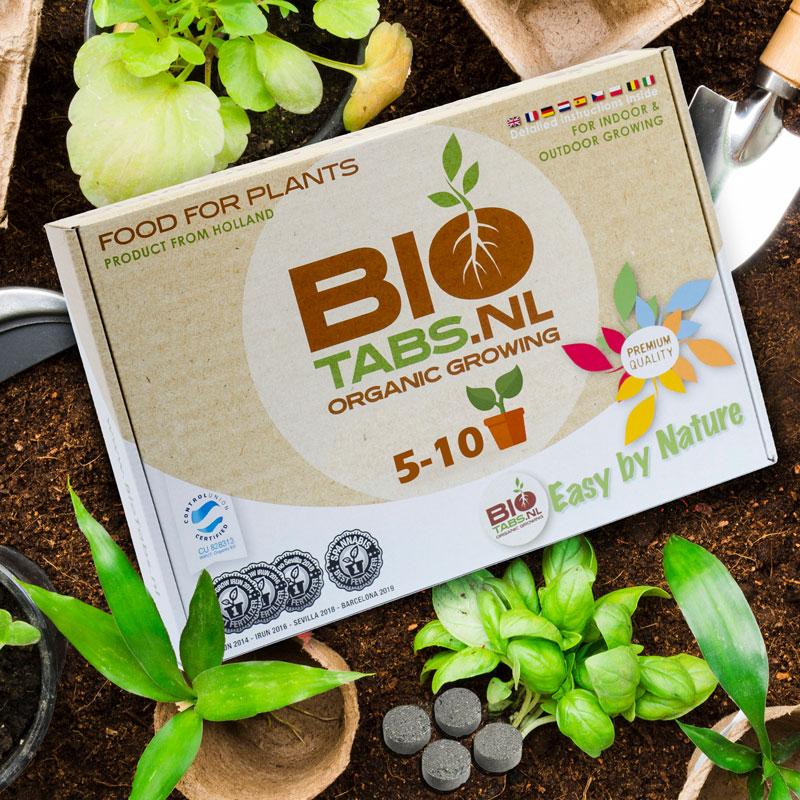 Biotabs special soil quality